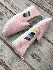 Pink Trainers flats Madlen