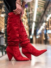 Rot Slouch High Point Knee Boot